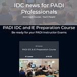 PADI IDC Physics